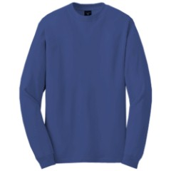 100% Cotton Long Sleeve T-Shirt