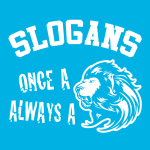 Slogans