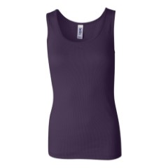Bella - Ladies' 2x1 Rib Tank Top