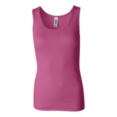 Ladies' 2x1 Rib Tank Top