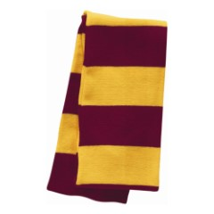 Sportsman - Rugby Striped Knit Scarf