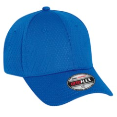 Stretchable Polyester Pro Mesh Low Profile Pro Style Cap
