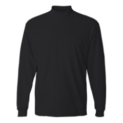 Extra-Heavyweight Long Sleeve Mock Turtleneck