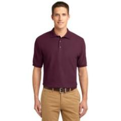 Port Authority Silk Touch Sport Shirt
