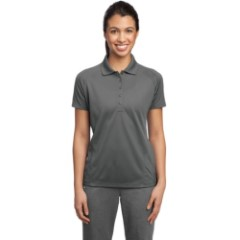 Sport-Tek Ladies Dri-Mesh Pro Polo