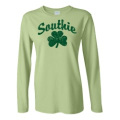 Southie Sham Forest Ladies Long Sleeve