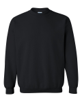 Black Heavy Blend Crewneck Sweatshirt