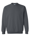 Dark Heather Heavy Blend Crewneck Sweatshirt