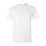 White T-Shirt w/ 1 color print