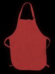 Red Full Leng w Pockets