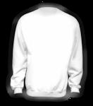 White Crewneck Sweatshirt