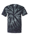 Tone-on-Tone Pinwheel Short Sleeve T-Shirt