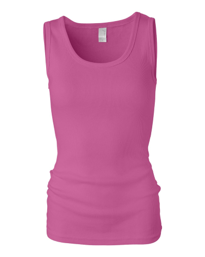 Azalea Ladies' 2x1 Rib Tank Top