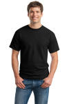 Black 100% Cotton T-Shirt