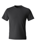 Black Short Sleeve Performance T-Shirt