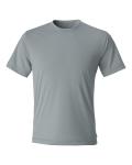 Grey Short Sleeve Performance T-Shirt