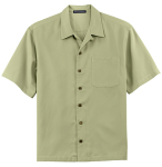 Celery Port Authority Easy Care Camp Shirt