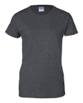 Dark Heather Ladies' Ultra Cotton T-Shirt
