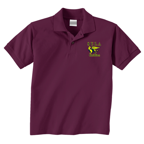 6th & 7th Grade Polo Shirt  YM-A2XL