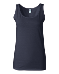 Navy 1 Good Ladies Tank Top