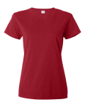 Antique Cherry Red 1 Good Ladies Short Sleeve T-Shirt