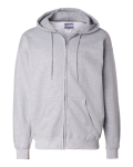 Light Steel PrintProXP Ultimate Cotton Full-Zip Hooded Sweatshirt