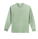 Stonewashed Green 100% Cotton Long Sleeve