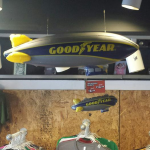 Goodyear 33 inch Inflatable Blimp