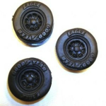Goodyear Black Tire Erasers (3)