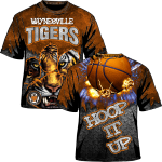 Tigers Hoop It Up