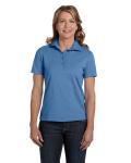 CAROLINA BLUE Ladies' Cotton Polo
