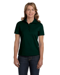 DEEP FOREST Ladies' Cotton Polo