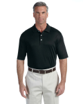 BLACK Men's Pima-Tech™ Jet Pique Polo