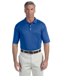 TRUE ROYAL Men's Pima-Tech™ Jet Pique Polo