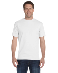 WHITE 100% Cotton Preshrunk T-Shirt