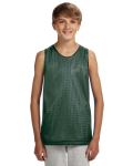 HUNTER WHITE Youth Reversible Mesh Tank Top
