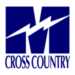 Cross Country Window Decal