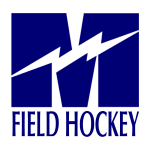 Field Hockey Window Decal