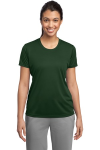 Forest Green Sport-Tek Ladies Competitor Tee