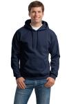 Navy Gildan Heavy Blend Hooded Sweatshirt