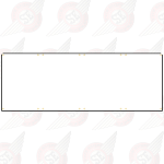 8' Wide x 3' Height Banner