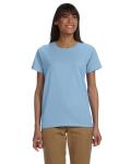 LIGHT BLUE Ultra Cotton™ Ladies' 6 oz. T-Shirt