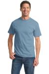 Stonewash Blue Port & Company Essential T-Shirt