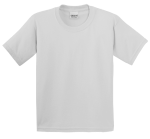 Gildan - Ash - Mens 100% UltraCotton T-Shirt