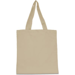 Customize a Natural by - Cotton Canvas Tote