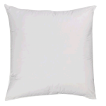 Customize a White - - Canvas Pillow Sham