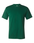Dark Green Color Dri fit T-Shirt (Heat Transfer)