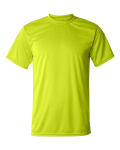 Safety Green Color Dri fit T-Shirt (Heat Transfer)