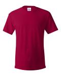 Deep Red ComfortSoft Heavyweight T-Shirt