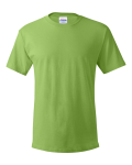Lime ComfortSoft Heavyweight T-Shirt